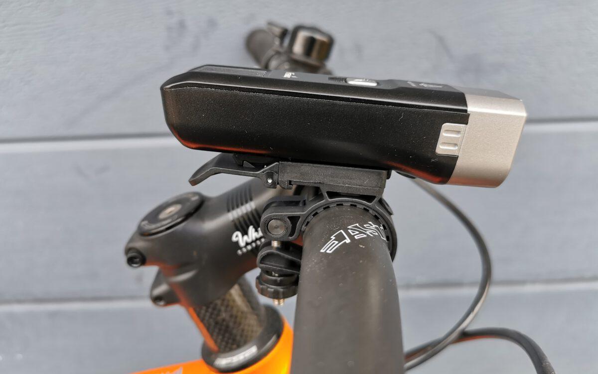 Konkeli testaa: Fenix BC25R -ladattava pyörälamppu